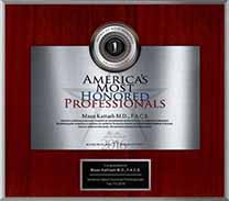 award-Honored-Professionals-2016-Top-1-Dr-Maan-Kattash-plastic-surgeon